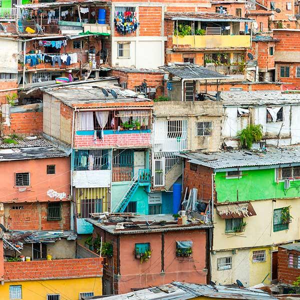 Venezuelan houses